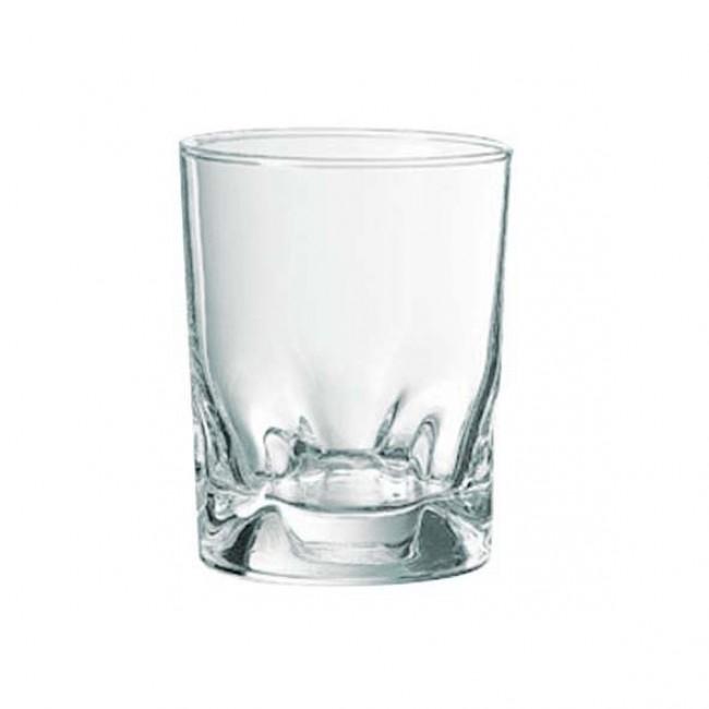 Whisky glass 8oz / 24 cl transparent - Set of 6