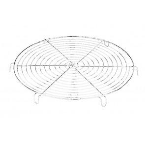 Grille ronde de refroidissement pour gâteau - 22cm - Paderno