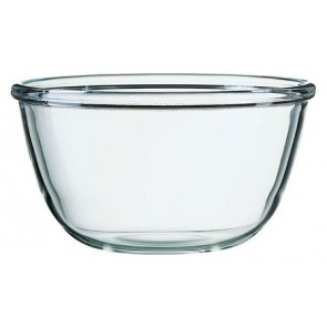 Saladier en verre trempé 41cl / 12cm empilable - Cocoon - Arcoroc