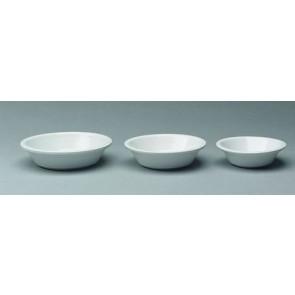 Compotier rond blanc 12cm en porcelaine - Cafétéria - Sarreguemines