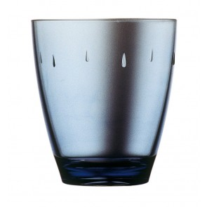 Sapphire polycarbonate goblet 33cl – Sold by 6