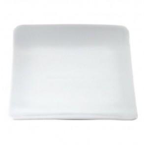 "Porcelain square plate 8"" / 21 x 8"" / 20cm white - Vendôme - Pillivuyt"
