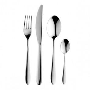 Ménagère 84 pièces en inox 18/0 finition miroir - Cassiopée - Guy Degrenne