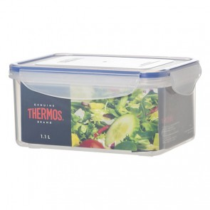 Airtight food container 1.1L rectangular - Thermos