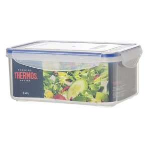 Airtight food container 1.4L rectangular - Thermos