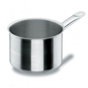 Casserole haute induction en inox 18/10 - Ø 28 cm - Chef Classic - Lacor