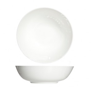 "Round porcelain cup white 6"" / 15cm - Castello - Cosy & Trendy"