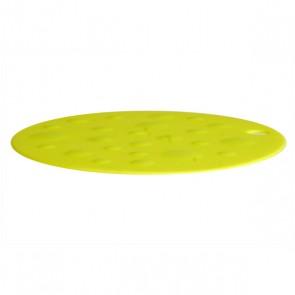 Plate mat round in silicone diametre 18cm - Silicone- Cosy & Trendy
