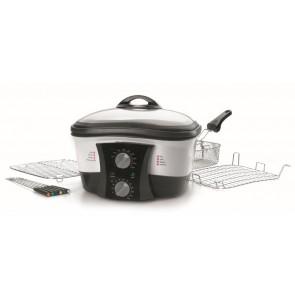 Home master électrique - 1500w - 5l - Friteuse - Lacor