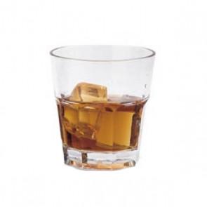 Stackable transparent polycarbonate goblet 28.8cl – Sold by 6 - The unbreakables - AZ Boutique