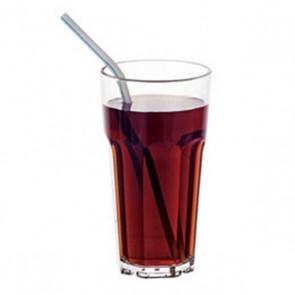Stackable transparent polycarbonate goblet 35.5cl – Sold by 6 - The unbreakables - AZ Boutique