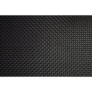 42x33cm Polyester table mat - Black
