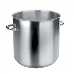 Haut faitout induction sans couvercle en inox 18/10 - Ø 16 cm - Eco Chef - Lacor