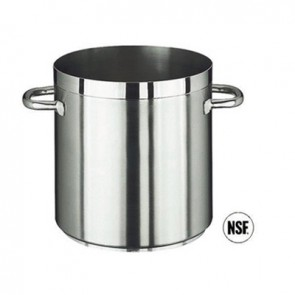 Marmite traiteur induction en inox 18/10 - Ø 20 cm - Série 1100 - Paderno