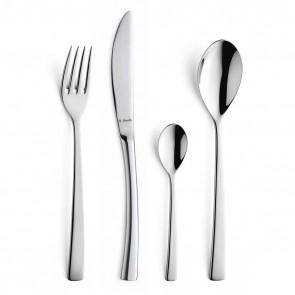84 piece cutlery set 18/10 stainless steel mirror-finished - Aurora - Amefa