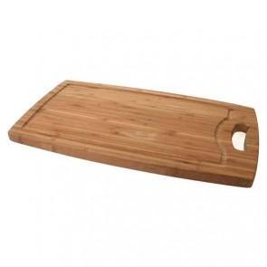 Bamboo cutting board 42cm x 24cm x 1.8cm - Wooden cutting board - Cosy & Trendy