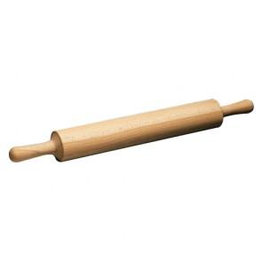 Rouleau à pâtisserie en bois 9x50cm - Paderno