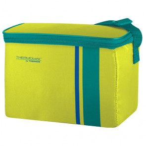 Insulated bag 135oz / 4L yellow and green - Neo - Thermos