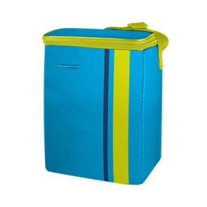 Insulated bag 304oz / 9L sky blue and yellow - Neo - Thermos