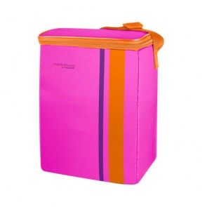 Insulated bag 304oz / 9L pink and orange - Neo - Thermos