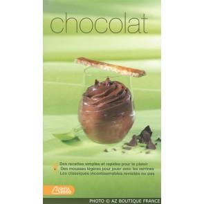 """Livre """"Chocolat"""" - 96 pages - Delta 2000 - Dormonval"""