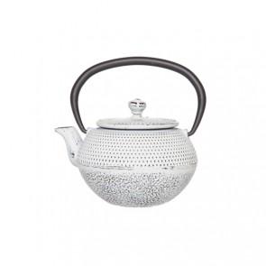 Teapot cream cast iron 0.35 L - Takara - Cosy & Trendy