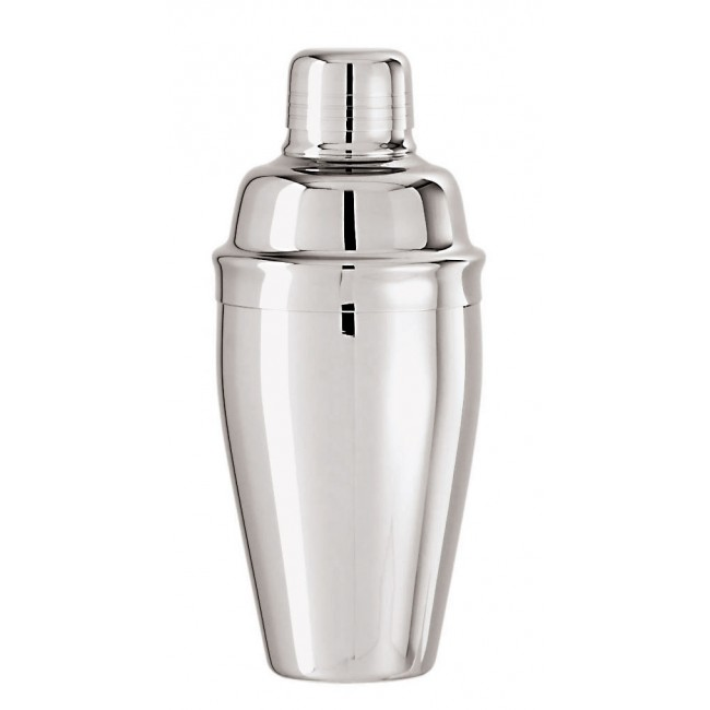Stainless steel 3-piece shaker 17oz / 50cl - Shaker - Paderno