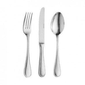 120 piece cutlery set - 3mm thick 18/10 stainless steel - Anser - Eternum