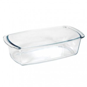 Rectangular glass mold 10.3 x 5.5""