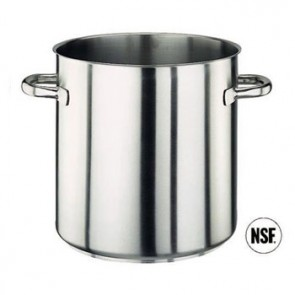 Marmite traiteur induction en inox 18/10 - Ø 20 cm - Série 1000 - Paderno