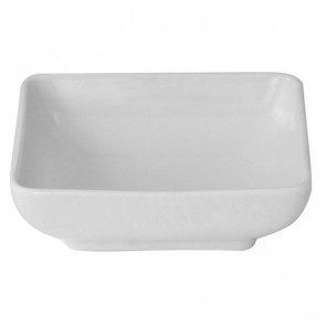 "Square bowl deep 5x5"" / 12x12cm white - Modulo - Guy Degrenne"