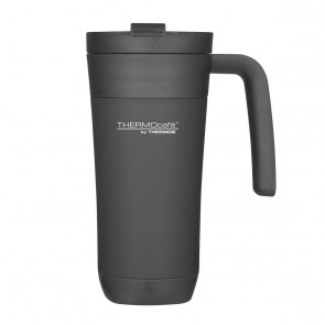 Insulated travel mug 45cl / 15oz black