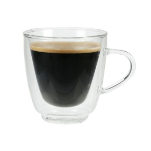 Double wall coffee cup 16cl - Set of 2 - Isolate - Cosy & Trendy