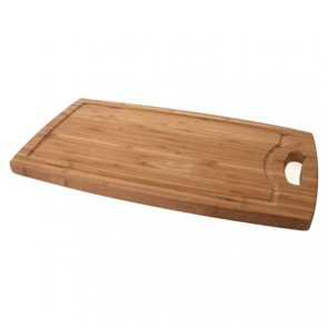 Bamboo cutting board 42cm x 24cm x 1.8cm - Wooden cutting board - Cosy & Trendy
