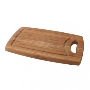 Bamboo cutting board 29cm x 19cm x 1.8cm - Wooden cutting board - Cosy & Trendy