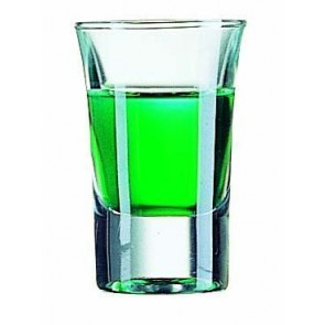 Shot - verre à liqueur 3,4cl - Lot de 6 - Hot shot - Arcoroc