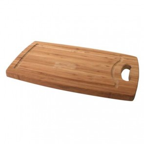 Bamboo cutting board 35.5cm x 21cm x 1.8cm - Wooden cutting board - Cosy & Trendy
