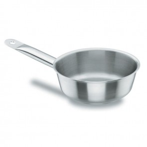 Sauteuse conique en inox 18/10 - Ø 16 cm - Chef Classic - Lacor