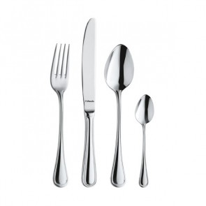 96 pieces cutlery set - 3mm thick 18/0 stainless steel - Rossini - Amefa