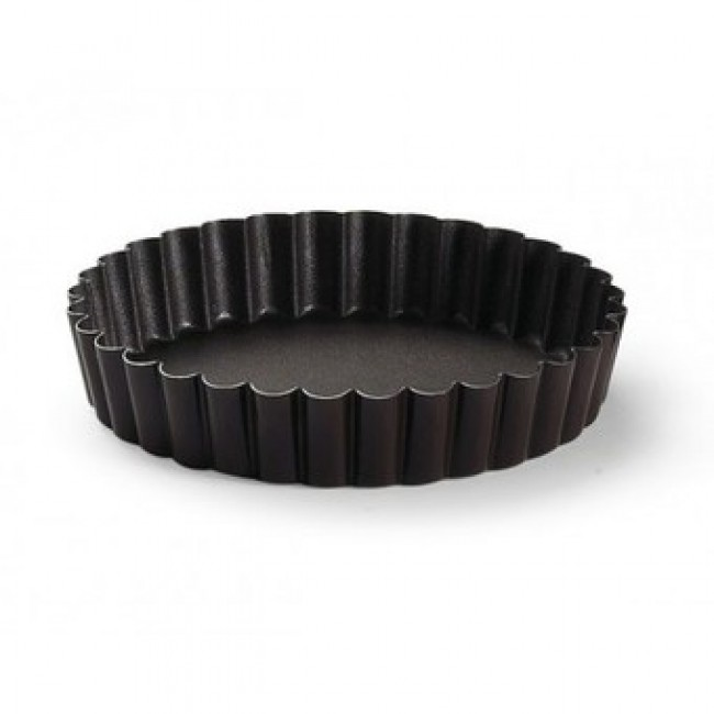 8cm non-stick fluted plain mold - Paderno