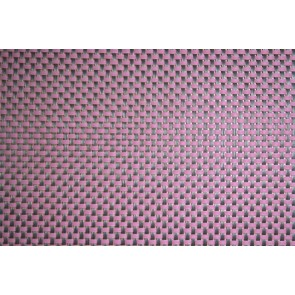 42x33cm Polyester table mat - Strawberry
