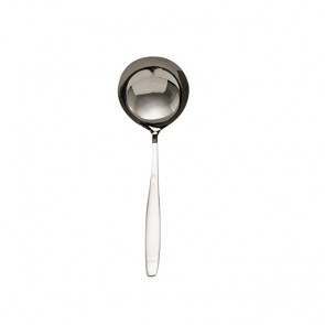 Ladle inox 3mm thick 18/10 singly sold - Florence Amefa