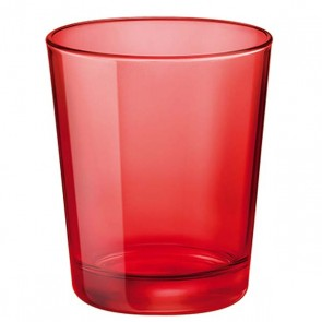 Water goblet 30cl – Red – Sold by 6 - Castore - Bormioli Rocco