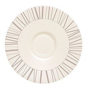 """Porcelain flat square plate 7x7"""" / 18x18cm white - Singly sold - Tokio - Cosy & Trendy"""