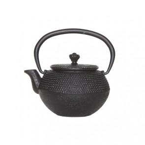 Teapot black cast iron 0.35 L - Takara - Cosy & Trendy