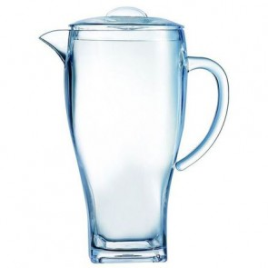Pitcher with cover polycarbonate 68oz / 200cl - Outdoor - Arcoroc