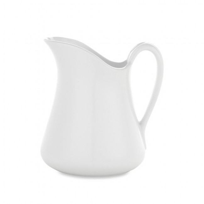 Milk jug Mehun porcelain 2oz / 6cl white - Buffet - Pillivuyt
