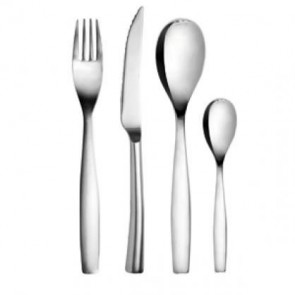 24 pieces cutlery set 18/0 stainless steel mirror finishing