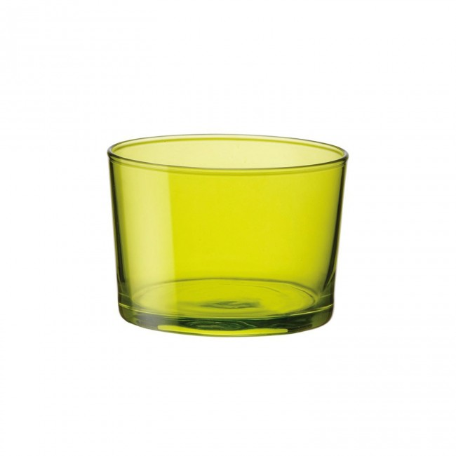 Green appetizer glass 7 oz / 20 cl - Set of 3