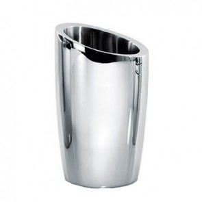 Wine cooler - stainless steel - mirror finish - Boheme Couzon